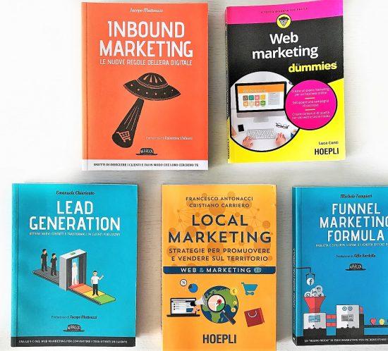Libri di web marketing 2017_